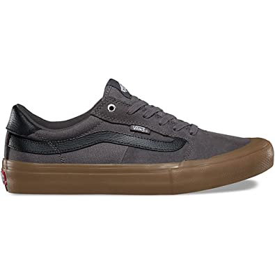 69cd565efe Image Unavailable. Image not available for. Color  Vans Style 112 Pro  Pewter Gum Men s Classic Skate Shoes ...