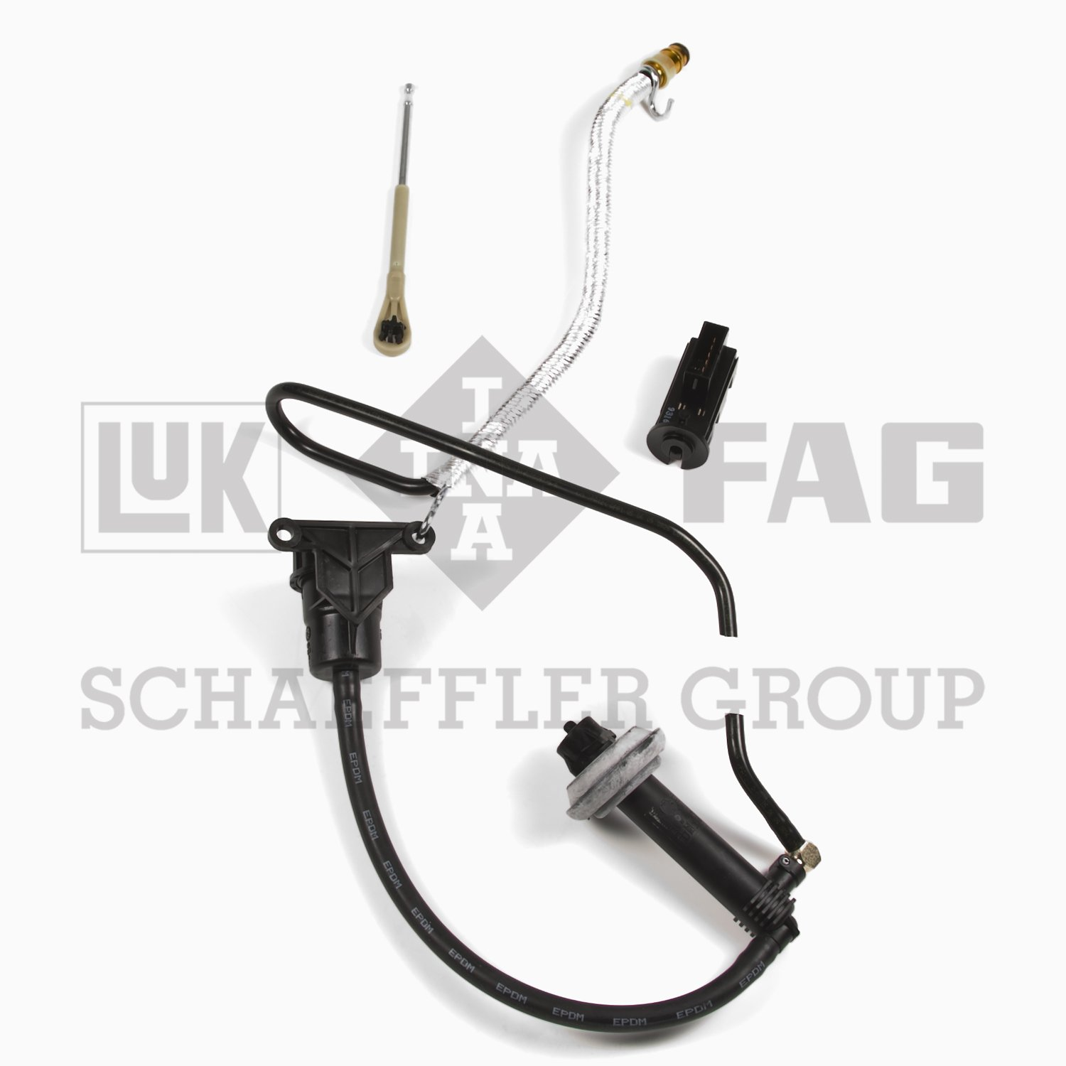 LuK CRS025 Hyd Clutch Release System Fits Ford,