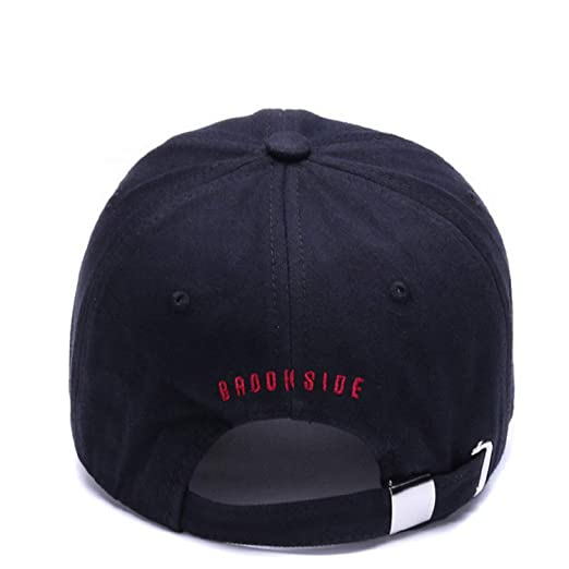 Embroidery Cotton Baseball Cap Women Men Snapback Gorras Vintage Letters hat Youth Sports Hats Black at Amazon Womens Clothing store: