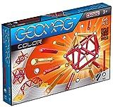 Geomag Colour Set (64 Pieces)