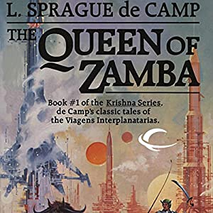 The Queen of Zamba Audiobook