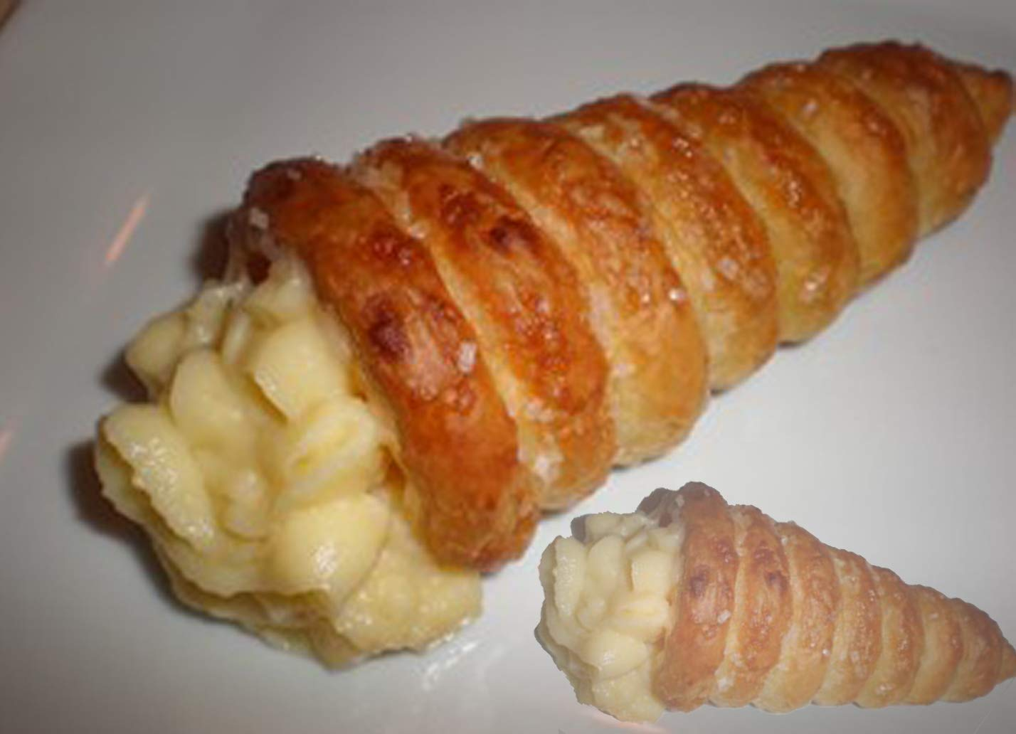 Extra large Cone Molds Set of 24 Pastry Forms - Cream Horn Molds. Stainless Steel by Craftit Edibles (Image #4)