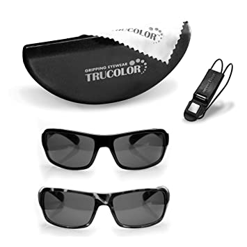 91e08fb97a4ead e-chance(イーチャンス) トゥルーカラーサングラス TRUCOLOR Sunglasses オリジナル 2個セット