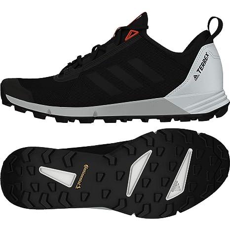 Adidas Terrex Agravic Speed W, Zapatillas de Trail Running para Mujer, Negro Negbás/