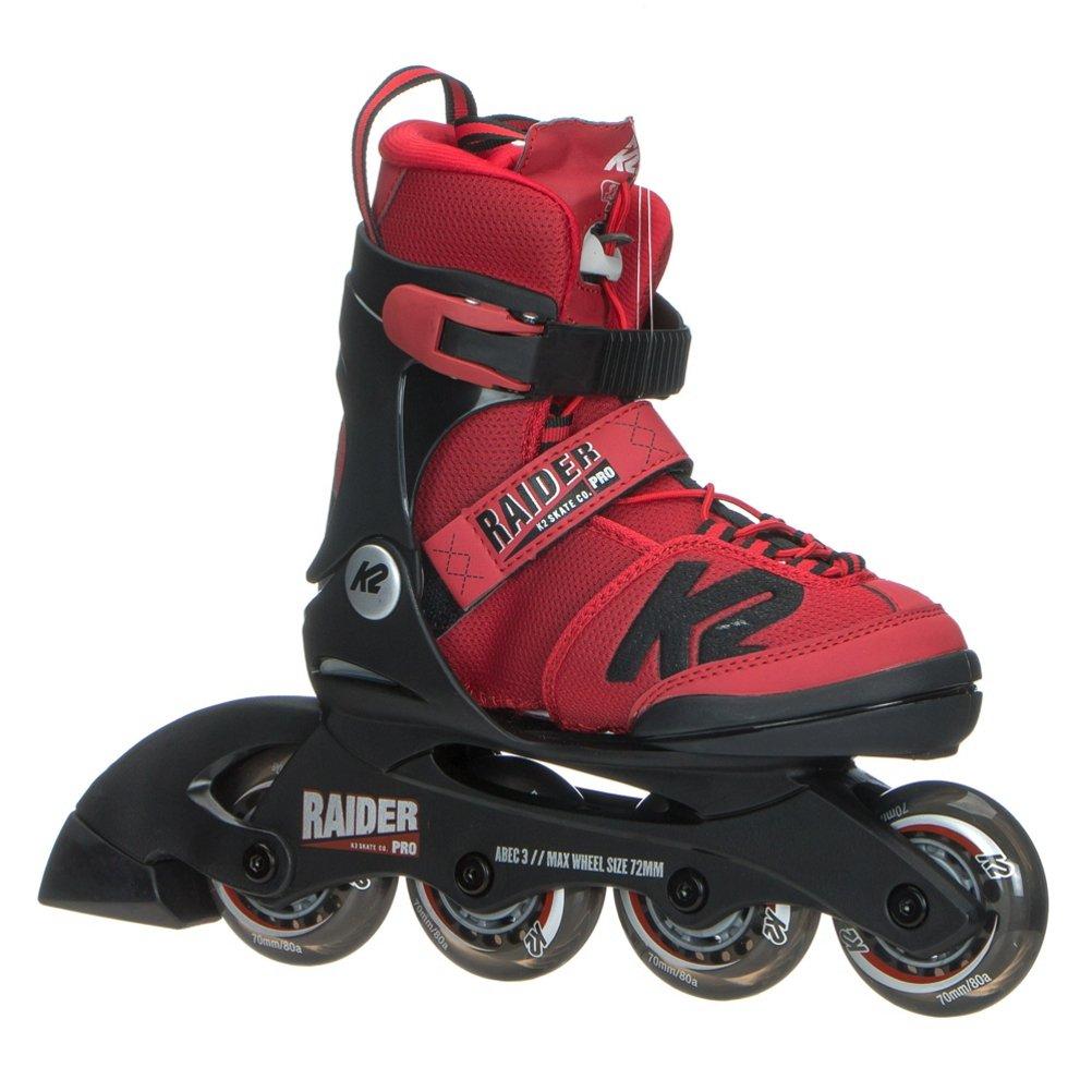 K2 Skate Raider Pro, Red, 1-5