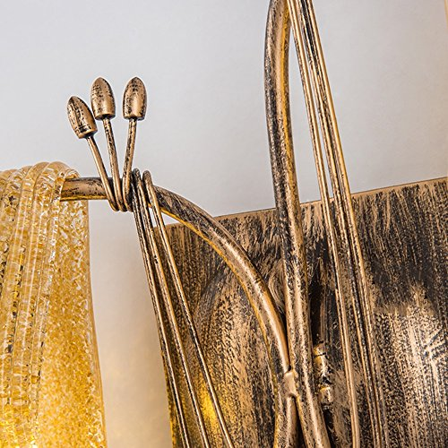 De Coucher Rétro À Chevet Applique Double Chambre Lampe American BexrdCo