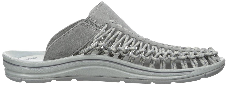 KEEN Men's Slide-m Uneek Slide-m Men's Sandale Gargoyle/Neutral Gray 4ffecd