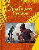 Robinson Crusoe (Scribner Classics)