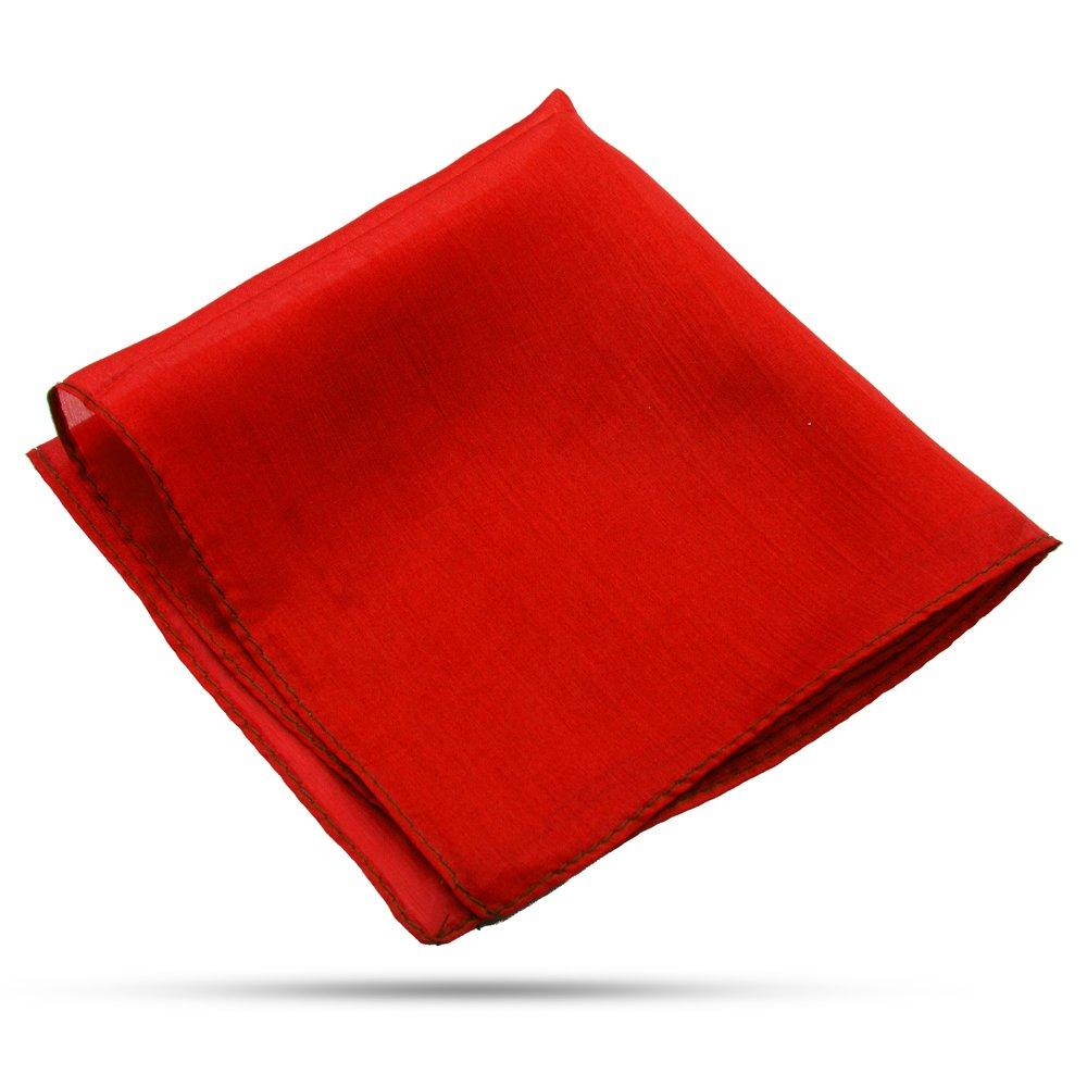 0984 Red Magic Makers Professional Grade 36 Inch Magicians Silk