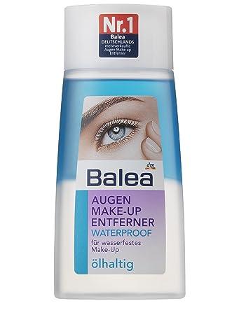 Geliebte Balea Augen Make-up Entferner waterproof für wasserfestes Make-up &RY_03