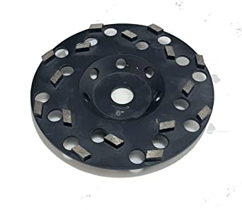 """stone brick 7/"""" Cup wheel for fast surface grinding of concrete"""