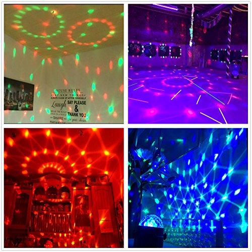 Disco Ball Disco Lights Coidea Party Lights Sound
