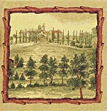 Corona Decor Country Manor European Tapestry Wall Hanging