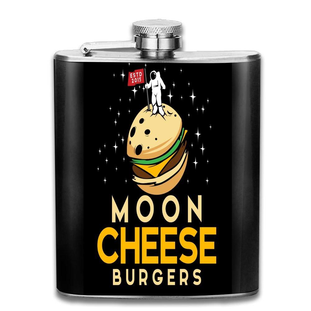 【送料無料キャンペーン?】 jf-x Moon Cheese B07CV74345 (7oz) Hot Dog Personalised酒WiskeyステンレススチールヒップフラスコワインポットFlagon Cheese (7oz) B07CV74345, オールスター:df77087f --- vezam.lt