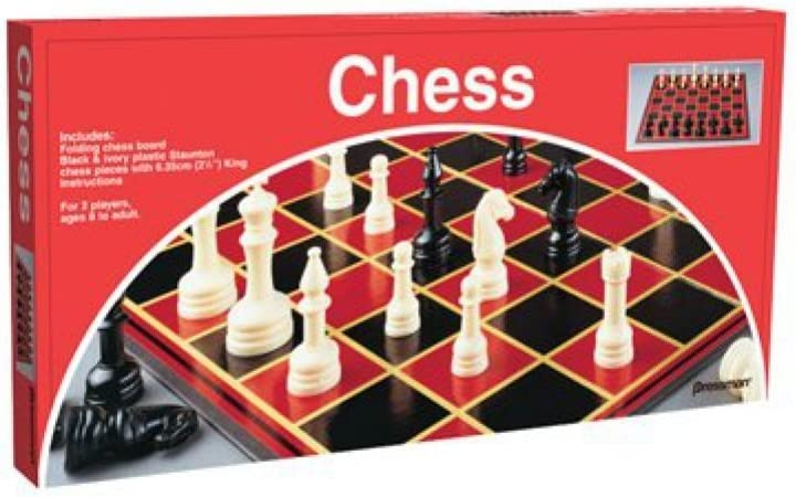 Pressman Chess (Folding Board)