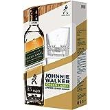 【オリジナルロックグラス2個付】ジョニーウォーカー グリーンラベル15年 ギフトボックス 700ml [ ウイスキー イギリス ] [ギフトBox入り]