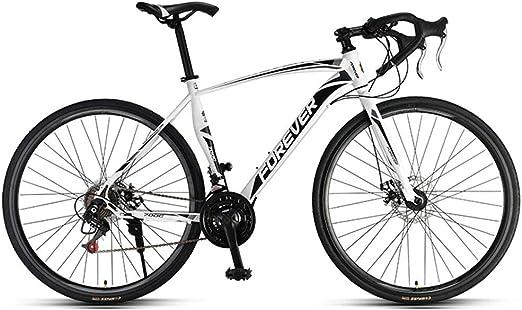 QIMENG Bicicleta De Montaña Bicicletas De Doble Disco De Freno ...