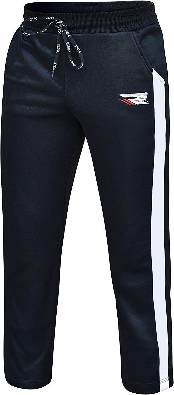 RDX Traininghose Herren Jogginghose Sporthose Präsentationshose Fitnesshose Freizeithose Haushose Laufhose