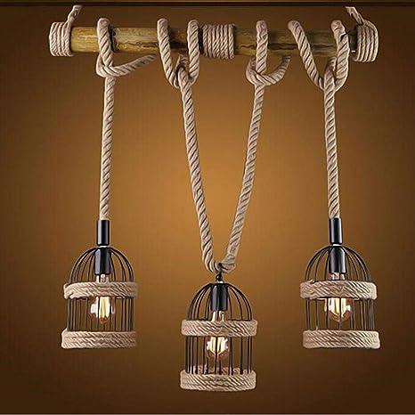 RETRO VINTAGE CORDA PORTALAMPADA E27 EDISON PENDENTE LAMP HOLDER da soffitto IT