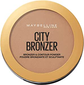 Maybelline City Bronzer and Contour Powder - Deep Cool 300