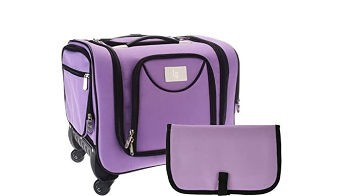 f802635e53ba Image Unavailable. Image not available for. Colour  Weekender Bag with  Snap-In Toiletry Case by Lori Greiner ...