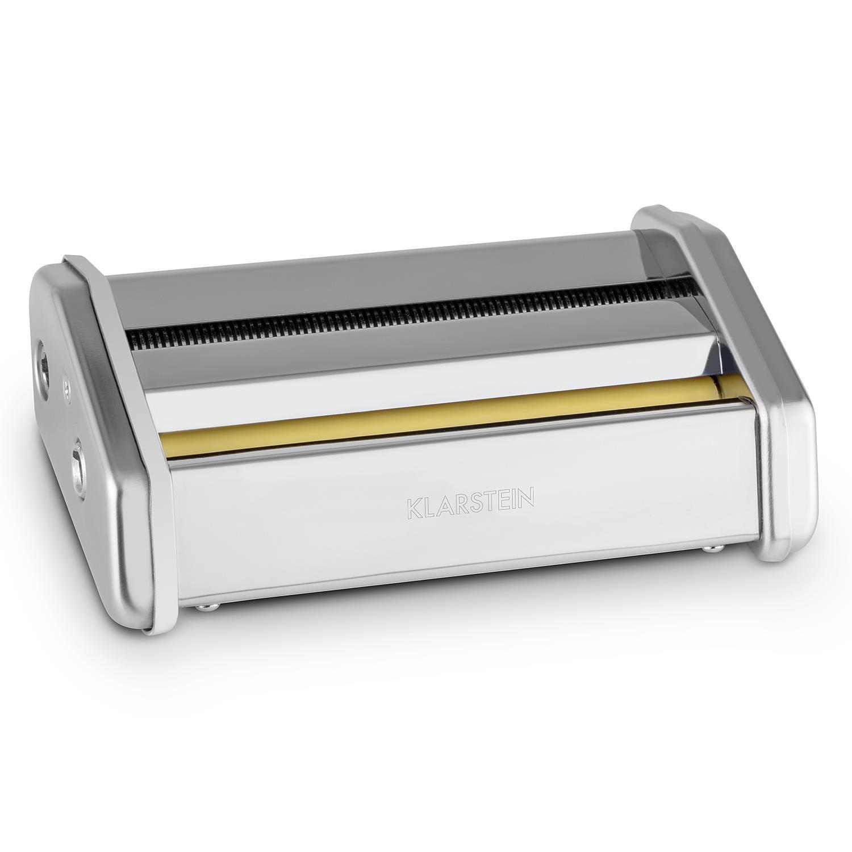 Klarstein Siena Accessorio Per La Macchina Della Pasta Acciaio Inox 1mm & 12mm
