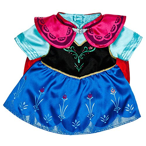 Build a Bear Frozen Anna Costume Dress