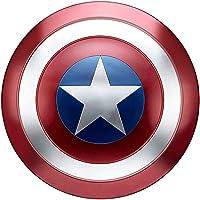 Captain America Shield Metal 75 Aniversario 1: 1 Versión De Películas Marvel Avengers Props Playing SuperHerodeo Props…