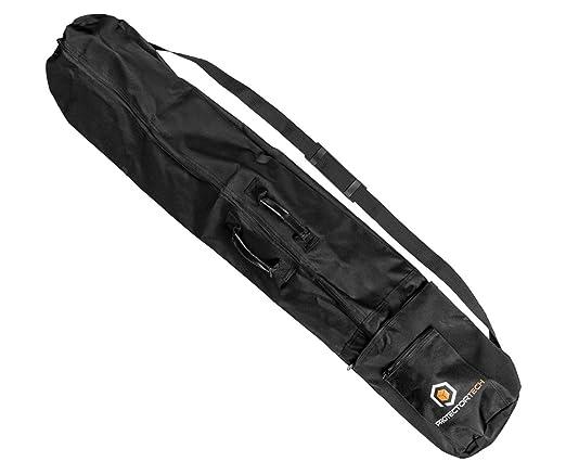 HD bolsa para detector de metal o soporte de micrófono/altavoz – 125 cm de largo
