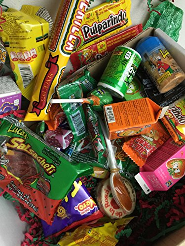 Best Mexican Pinata Candy Assortment 30 Items