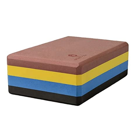 Amazon.com : High-Density Yoga Block Foam Blocks Brick Yoga ...