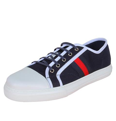 Gucci - Zapatillas para hombre, color, talla 44: Amazon.es: Zapatos y complementos
