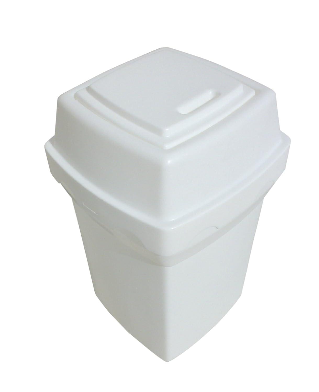 60 Litre Large Nappy Disposal Bin in White easy HYGIENE Nappy60w