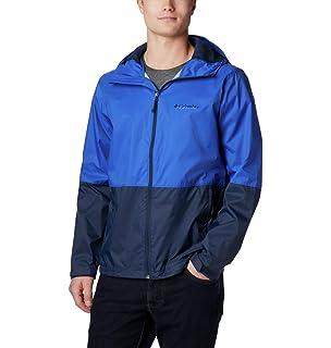 Amazon.com: Columbia Mens Pouration Jacket, Waterproof ...
