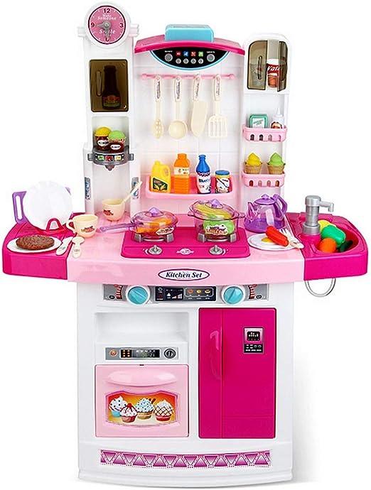 Kid Workbench DIY Set Toy Juego de cocina de cocina para