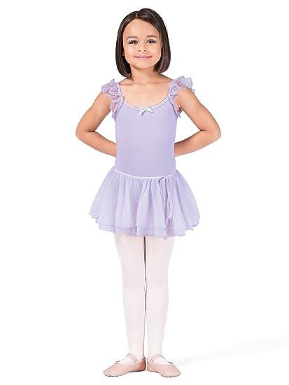 a9457d702f1 Amazon.com  Natalie Dancewear Child Chiffon Skirt PB502C  Clothing