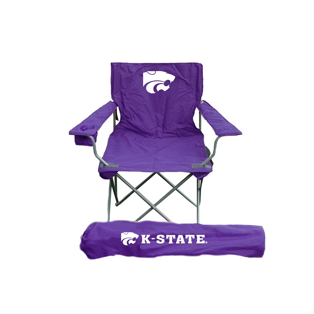 Kansas State Wildcats Adult Tailgate Sports Chair - NCAA College Athletics