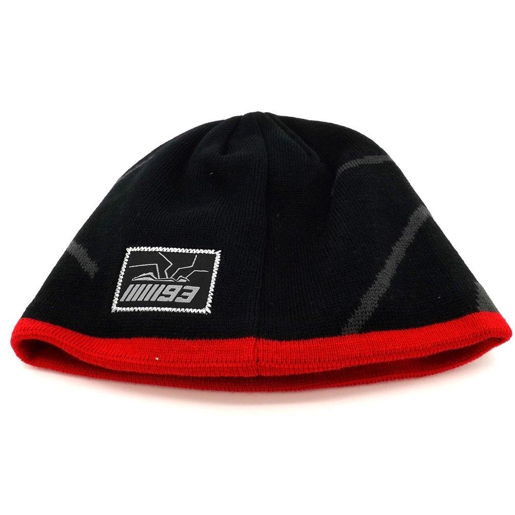 Marc Marquez VR46 Official MotoGP 93 Beanie Hat Black MM#93