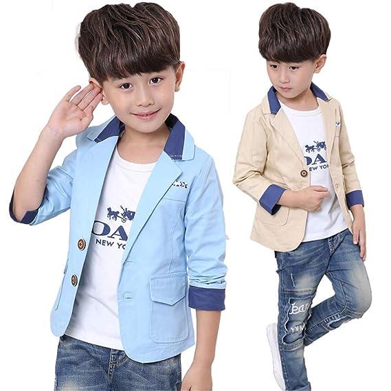Chaquetas De Vestir Para Niños Ropa Calzados Y Accesorios
