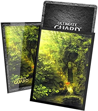 Ultimate Guard UGD10904 Printed Sleeves Standard Size-Lands Edition II-Forest 100 Pack