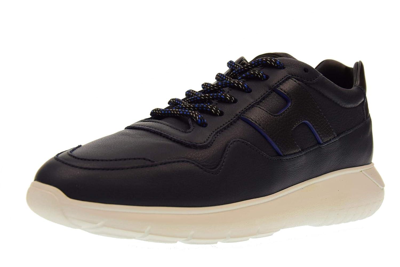 blå Hogan skor män skor Low Low Low HXM3710AM20JFY691N Interactive 3 MOD.Alla.Blå  bara köpa den