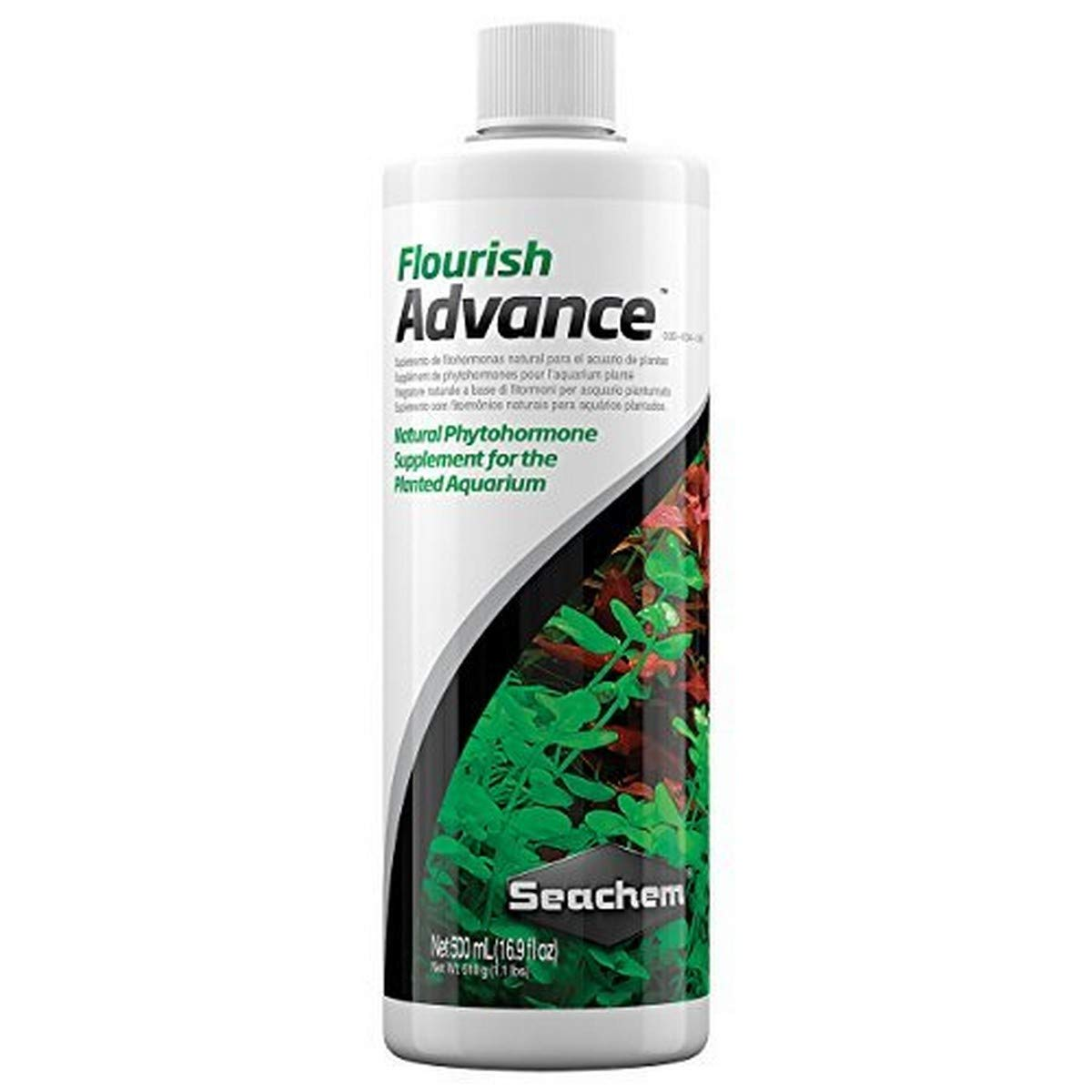 Seachem Flourish Advance Phytohormone Supplement, 500 ml