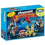 Playmobil Advent Calendar, Dragon's Treasure Battle