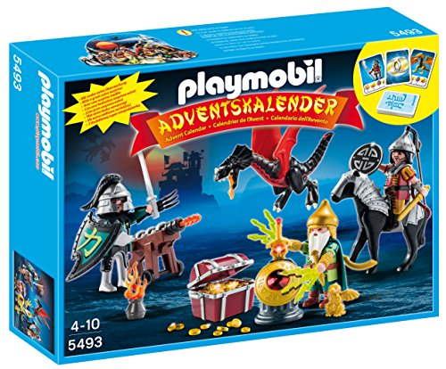 PLAYMOBIL® Advent Calendar 'Dragon's Treasure Battle