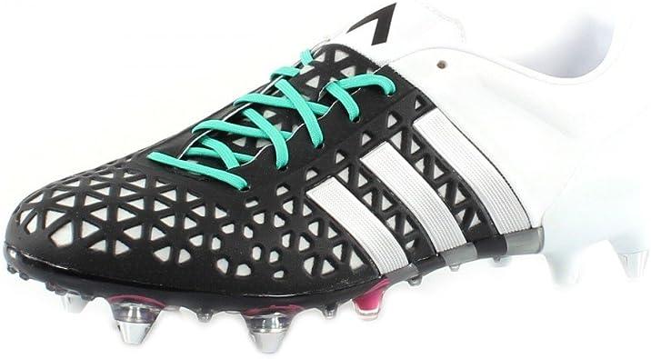 adidas Ace 15.1 SG, Chaussures de Football Homme, Noir