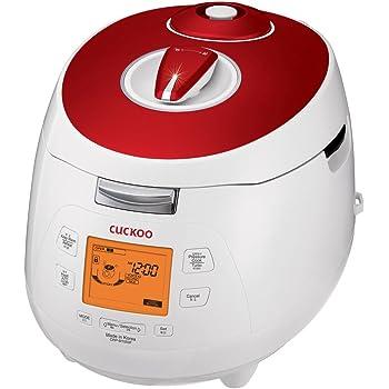 Amazon.com: CUCKOO Pressure Rice Cooker CRP-FA0621MR Xwall