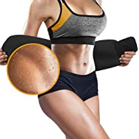 Win Change Waist Trainer Belt for Women - Waist Trainer for Weight Loss Waist Trimmer Belt for Men Waist Slimmer for Women Waist Trimmer Belt