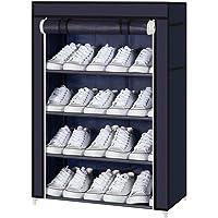 PARASNATH Shoe 4-5 Layer Utility Rack Cabinet (Random Colour)