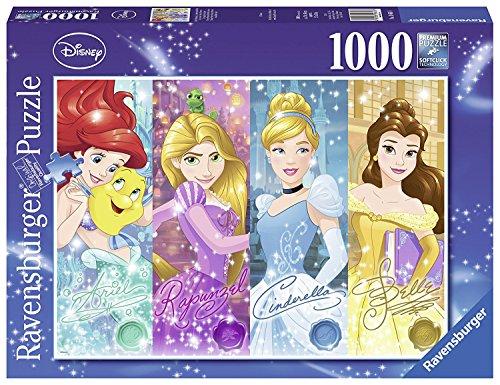 1000 piece puzzles princess - 4