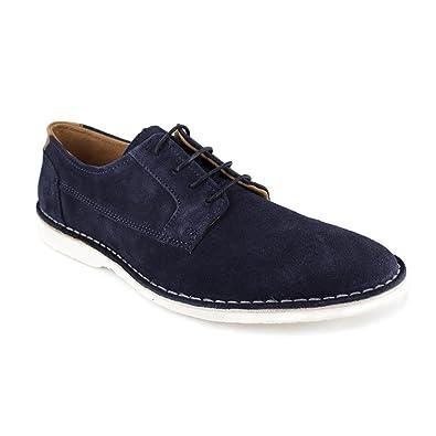J.BRADFORD Chaussures Derby JB-STEWARD Marine - Couleur - Bleu LXNZLY2X